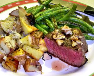 Filet Mignon Recipe Photo